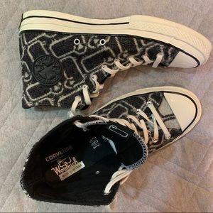 RARE Converse Woolrich 🐑 All Star Chuck Taylors
